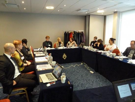 EU workshop