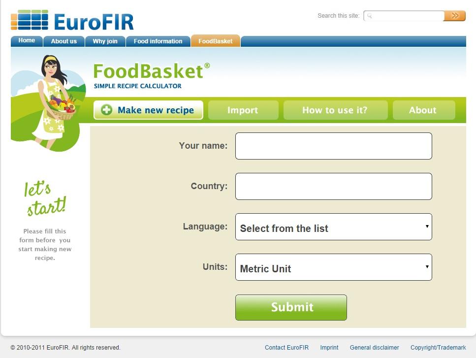 FoodBasket_mainscreen